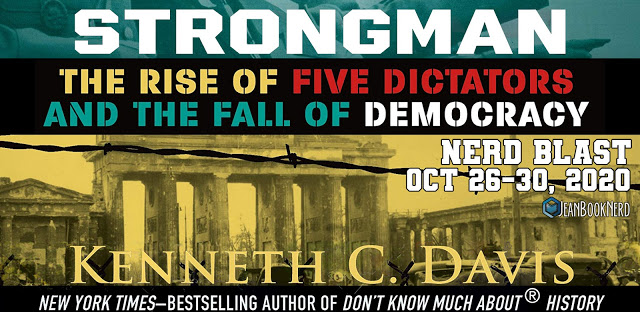 (5) STRONGMAN: THE RISE OF FIVE DICTATORS AND THE FALL OF DEMOCRACY (1) $20 Dollar PayPal/Amazon Gift Card.