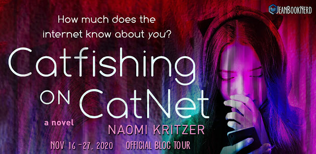 (5) CATFISHING ON CATNET by Naomi Kritzer.