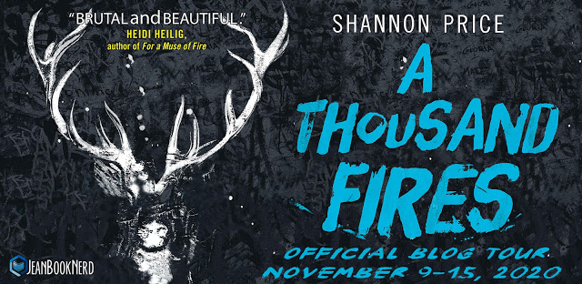 (5) A THOUSAND FIRES by Shannon Price