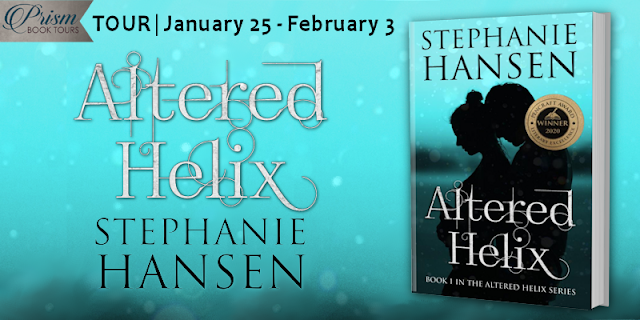 $20 Amazon eGift Card & Signed copy of ALTERED HELIX (US only)