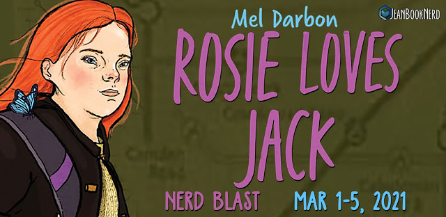 (5) ROSIE LOVES JACK by Mel Darbon.