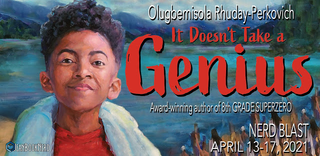 (5) IT DOESN'T TAKE A GENIUS by Olugbemisola Rhuday-Perkovich