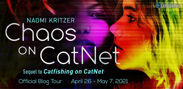 (5) CATFISHING ON CATNET & CHAOS ON CATNET by Naomi Kritzer
