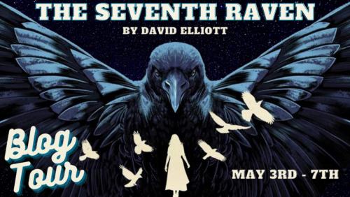 [US/Can] 3 YA Verse Novels by David Elliott: THE SEVENTH RAVEN, VOICES, and BULL