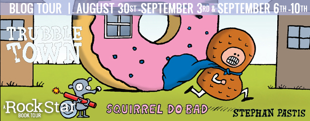 SQUIRREL DO BAD, US ONLY.