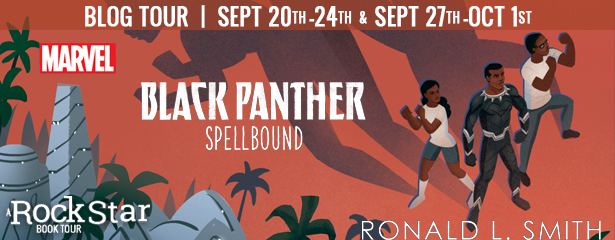 (3) BLACK PANTHER THE YOUNG PRINCE: SPELLBOUND, US Only.