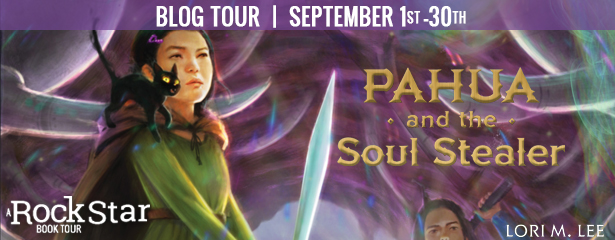 (3) PAHUA AND THE SOUL STEALER, US Only.