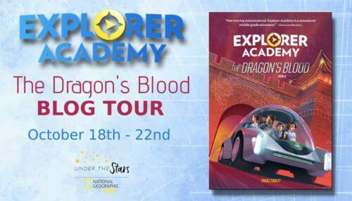 6 Explorer Academyhardcovers